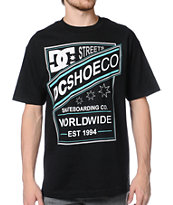 DC Cover Black Tee Shirt