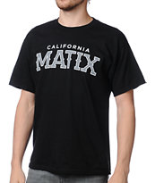 Matix Triple A Black Tee Shirt