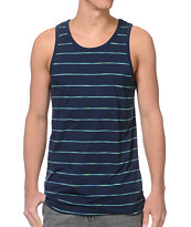 Empyre Packin Navy Stripe Tank Top
