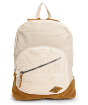 Roxy Lately Pearl Crochet Backpack