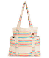 Roxy No Worries Sandstone Tote