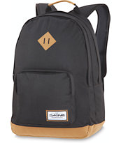 Dakine Detail Black Laptop Backpack