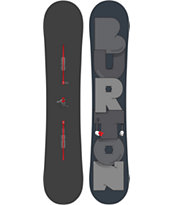 Burton Super Hero 154cm Mid Wide Snowboard 2013