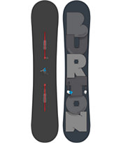 Burton Super Hero 157cm Mid Wide Snowboard 2013