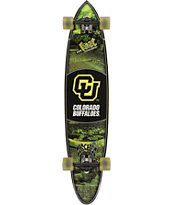 Lost Colorado Buffaloes Minigun 40 Longboard Complete