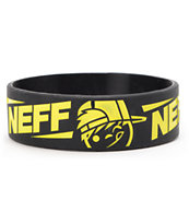Neff Kenniz Black & Yellow Bracelet