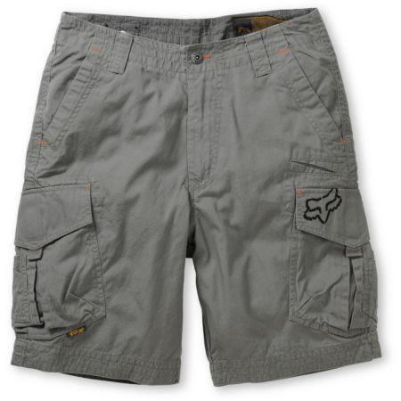 Fox Slambozo Grey Cargo Shorts