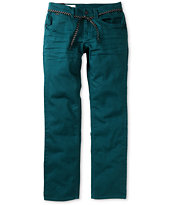 Empyre Skeletor Atlantic Blue Slim Jeans