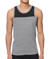 Zine Westies Grey & Black Tank Top
