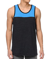 Zine Westies Teal & Black Tank Top