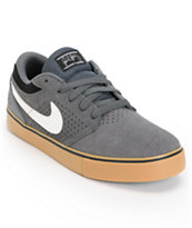 Nike SB P-Rod 5 LR Dark Grey & Gum Skate Shoe