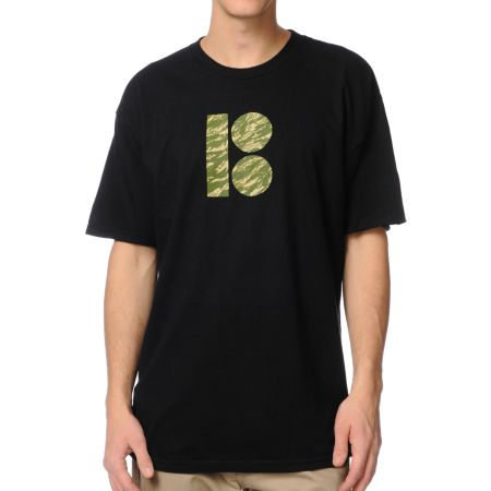 Plan B Stealth Black Tee Shirt