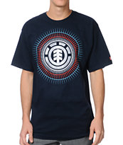 Element Brighter Navy Tee Shirt