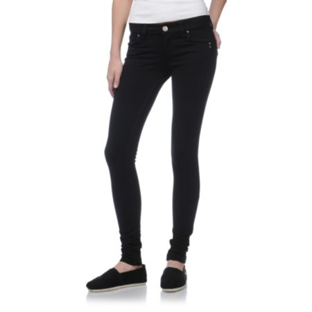 STS Blue Girls Black Jeggings