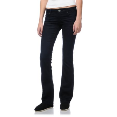 STS Blue Girls Blue Baby Bootcut Jeans
