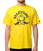 Trukfit Spacey 2 Yellow Tee Shirt