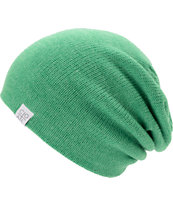 Coal FLT Heather Green Beanie