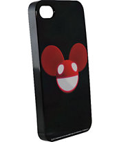 Deadmau5 Black & Red iPhone 4 Case