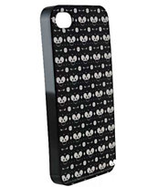 Deadmau5 Black & White Pattern iPhone 4 Case