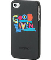 Good Livin x Incipio Black iPhone 4/4s Case