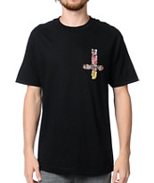 Odd Future Mellowhype 65 Black Tee Shirt