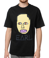 Odd Future Free Earl Black Tee Shirt