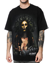 Sullen Surreal Black Tee Shirt