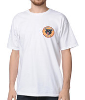 Spacecraft x Electric Coffin Boom White Tee Shirt