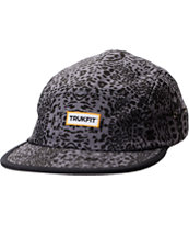Trukfit Camper Black 5 Panel Hat
