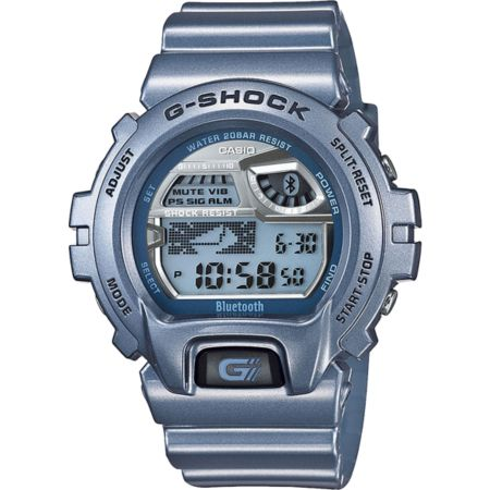 G-Shock GB6900AA-1 Blue LTD Bluetooth Smart Watch
