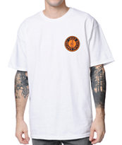 Loser Machine Sui Circle White Tee Shirt