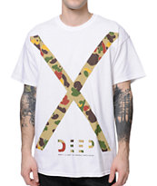 10 Deep X-Deep White Tee Shirt