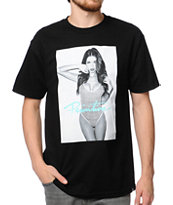 Primitive Ashley Black Tee Shirt