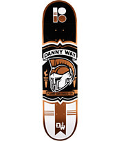 Plan B Danny Way Crest 8.125 Skateboard Deck