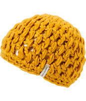 Krochet Kids Betty Gold Beanie