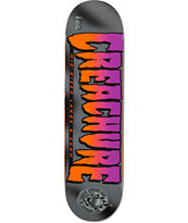 Creature Grey Market 8.25 Skateboard Deck