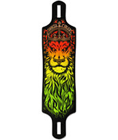 Santa Cruz Lion God 40 Longboard Deck