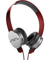 SOL REPUBLIC Red Tracks V10 HD Headphones
