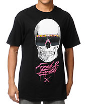Neff Fresh To Death Black Tee Shirt