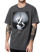 DGK Killn It Charcoal Tee Shirt
