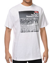 LRG Artic Trails White Tee Shirt