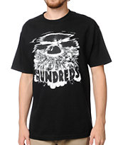 The Hundreds Neo Black Tee Shirt