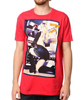 TMLS Prefunk Red Tee Shirt