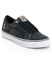 Vans AV Native Palms Black Skate Shoe
