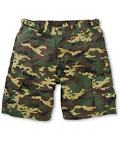 The Hundreds The Perfect Cargo Camo Cargo Shorts