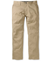 Volcom Fricken Modern Khaki Regular Fit Chino Pants