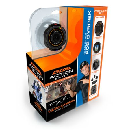 Action Shot Camera Kit