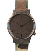 Komono M-81 Camo Wizard Print Watch