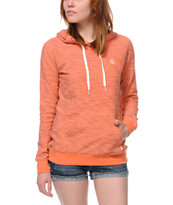 Element Girls Colbie 2 Coral Pullover Hoodie