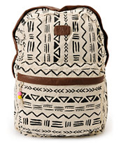 Billabong Secret Dreamin Tribal Print Backpack